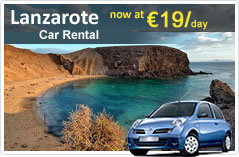 Lanzarote Car Rental