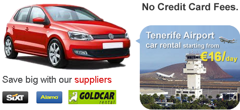 Tenerife Airport Car Rental